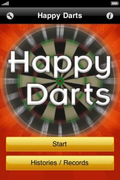 Happy Darts