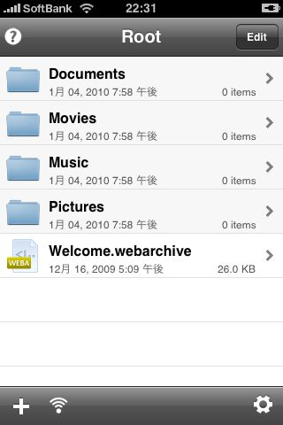 iFiles