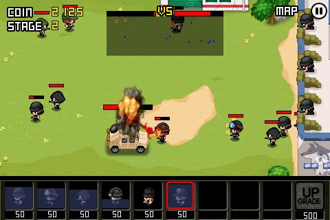 Army Wars Defence
