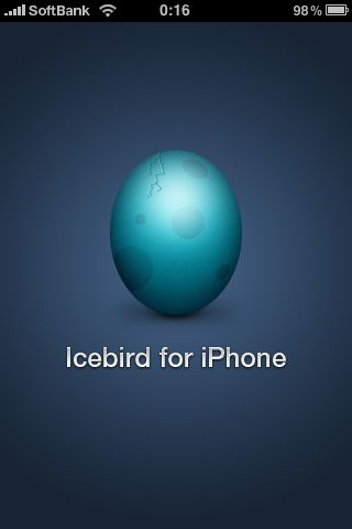 Icebird for iPhone