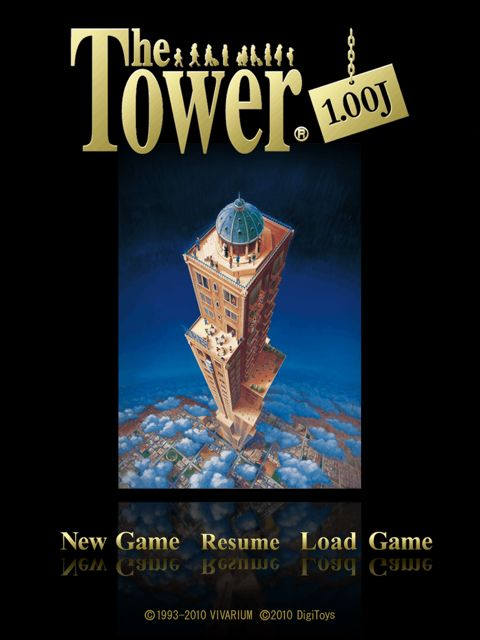 The Tower for iPad