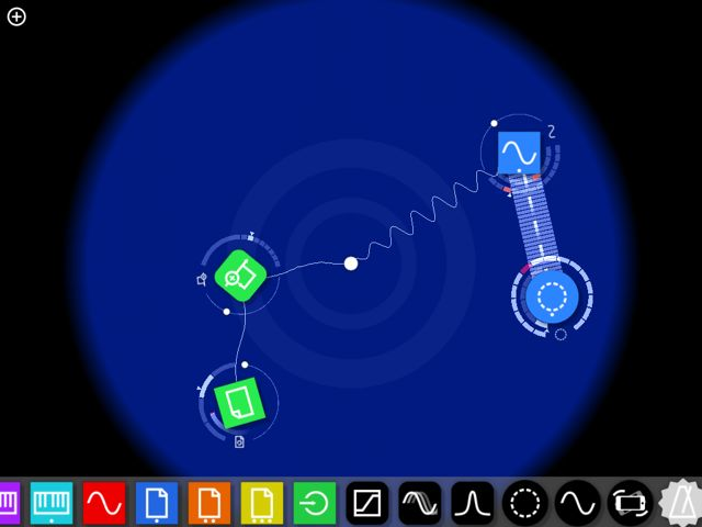 Reactable Mobile