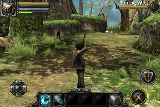 rpg games for iphone iphone aralon sword and shadow hd a open 3d 16041