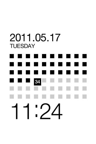 Typoclock - Nothing But Matter-of-Factly Ticking Time