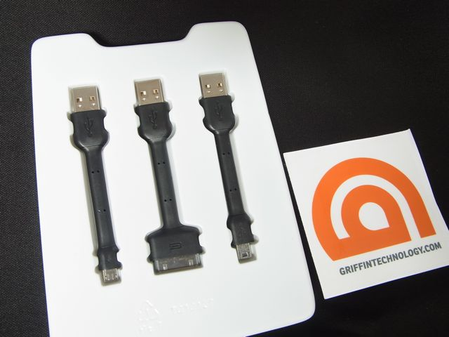 Griffin Technology USB Mini-Cable Kit