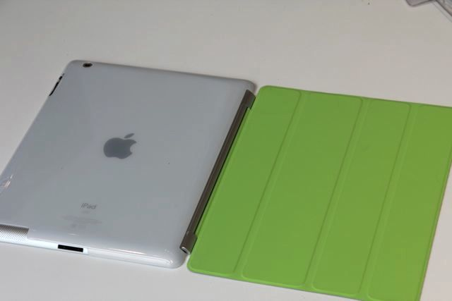 eggshell for iPad 2 + Smart Cover クリアホワイト