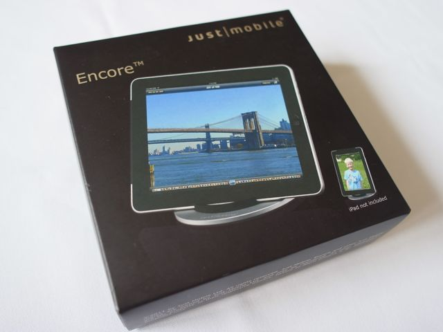 Just Mobile Encore for iPad
