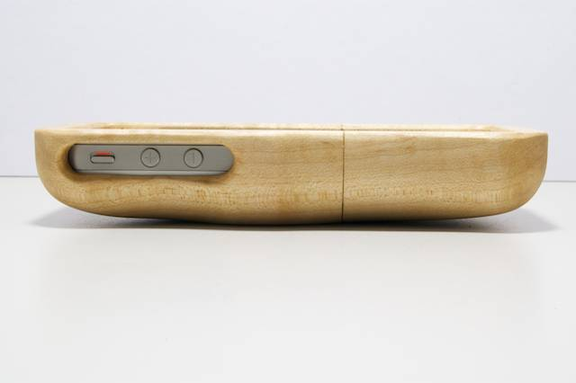 Real Wood Case for iPhone 4