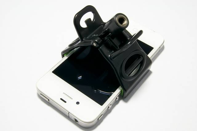 Clasp for smartphone