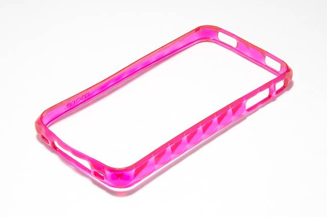color Gem Polymar Jelly Ring for iPhone4