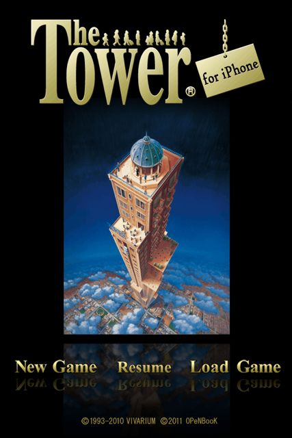 TheTower® for iPhone