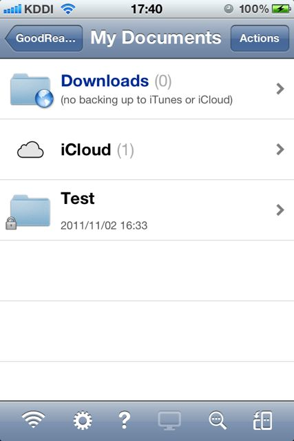 iCloudApps