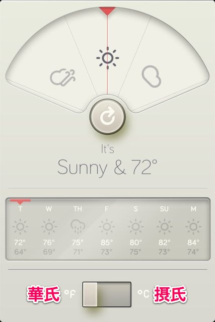 WTHR - A Simpler, More Beautiful Weather App (5)