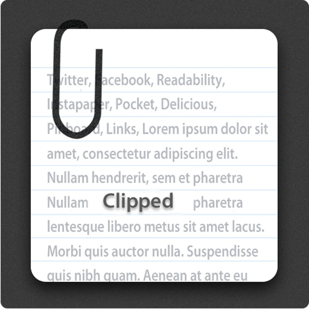 Clipped for iOS (Bookmark all your favorite links)