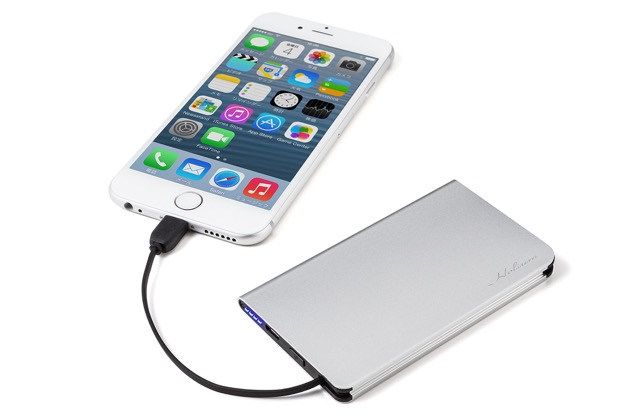 Helium Super Thin Mobile battery - 1