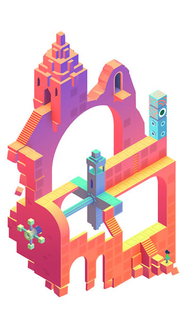 『Monument Valley 2』リリース02