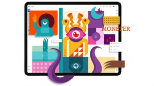 Adobe、『Illustrator for iPad』と『Photoshop Camera』を2020年リリースへ
