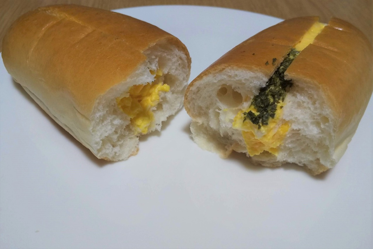 """Photo of I tried """"Famima's egg dog"""". Evolution of deliciousness that is perfect for arrangement! 